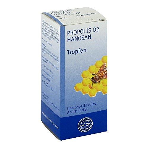 PROPOLIS D 2 Dilution 50 ml