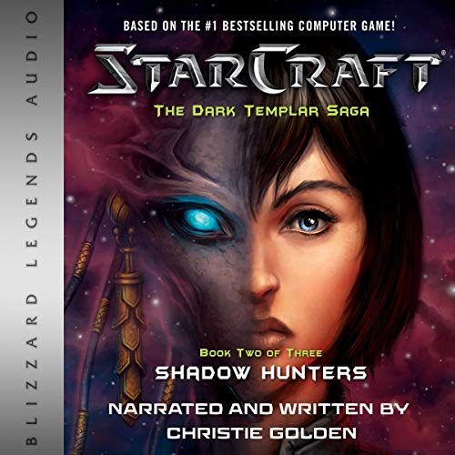 Shadow Hunters cover art