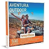 SMARTBOX - Caja Regalo - AVENTURA OUTDOOR - 590 planes de aventura como puenting,...