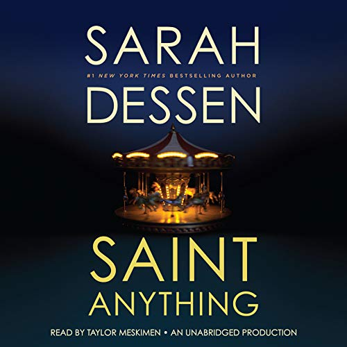 Saint Anything Titelbild