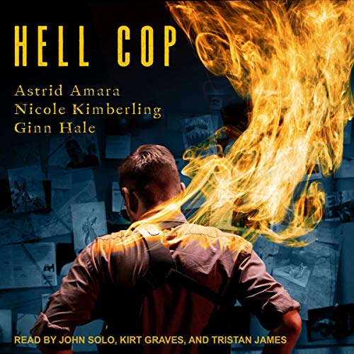 Hell Cop cover art