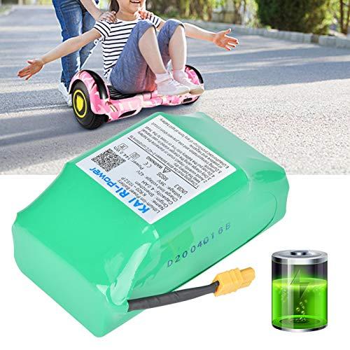 DAUERHAFT 36V 4000mAh 18650 Batterie au Lithium Pratique de Grande capacité, pour Car, pour Voiture