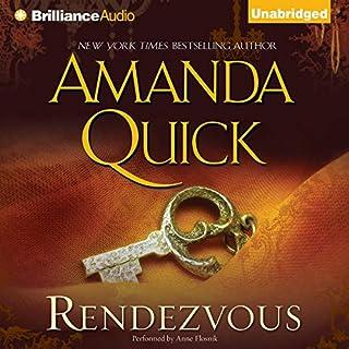 Rendezvous audiobook cover art