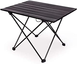 Table Outdoor Camping Table Aluminum Folding Portable Picnic Table Camping Table Suitable For Indoor And Outdoor Picnic Be...