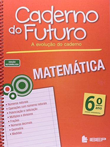 Caderno do futuro matemática - 6º ano