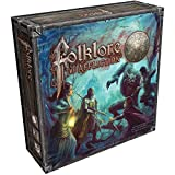 GreenBrier Games FL31GNE Greenbrier Games Folklore: The Affliction Core Game 2E Games, Multi-Colored