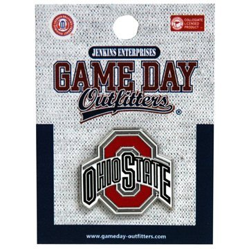 NCAA Ohio State Buckeyes Logo Lapel Pin