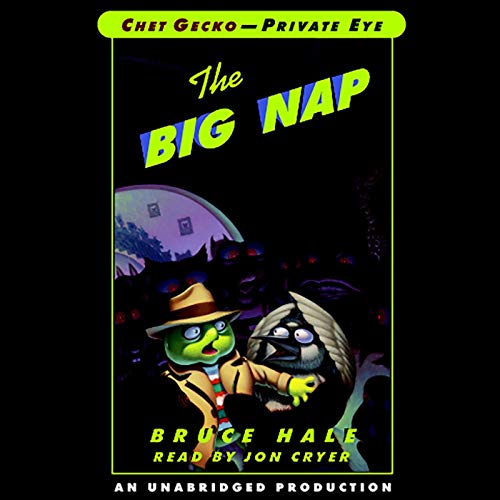 The Big Nap  By  cover art