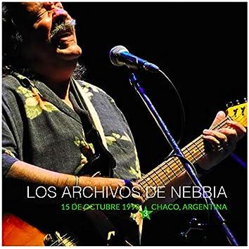 Los Archivos de Nebbia, Vol. 3 (En Vivo, Chaco 1998)