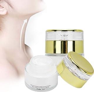 Nekverstevigende crème, nek anti-rimpelcrème, 30g hals verhelderende aanscherping Moisturizer verstevigende liftende massa...