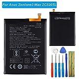 E-yiiviil C11P1611 Batterie de rechange compatible avec Asus Zenfone3 Max ZC520TL 4030 mAh avec outils