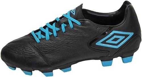 Umbro , Chaussures de foot pour homme Noir Noir Noir