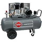 BRSF33® ölgeschmierter Compresor De Aire Comprimido HK 650–200(4KW, 11bar, 200L Caldera, 400V) Gran pistón de Compresor