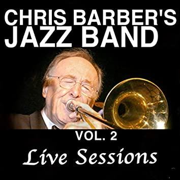 Chris Barber's Jazz Band, Vol. 2: Live Sessions