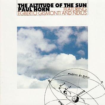 The Altitude of the Sun
