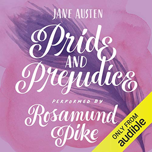 Pride and Prejudice Audiobook By Jane Austen cover art
