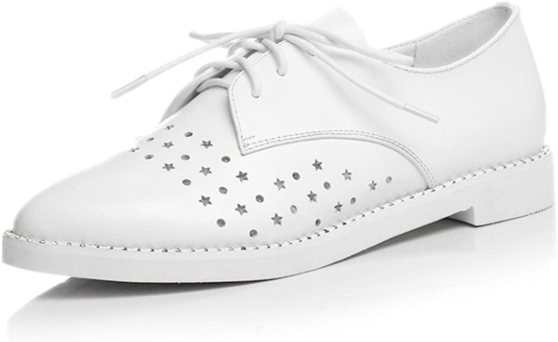 MINIVOG Meshed Women's Flat Oxfords Walking shoes