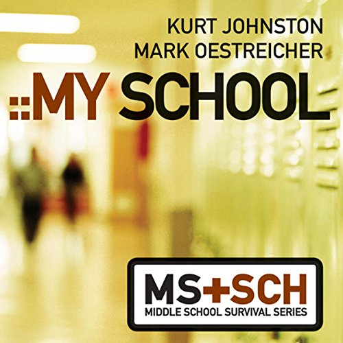 My School audiobook cover art