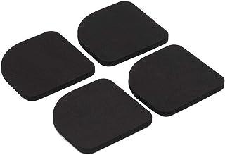 arthomer Anti-Vibration Pads 8PCS Tapis Anti Bruit Amortisseurs Antidérapants de Machine Laver de Machine Universels Tapis...