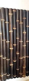 MGP Natural Black Timber Bamboo Pole
