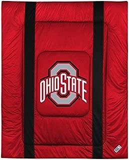 Ohio State University Jersey Stripe Comforter