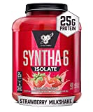 BSN Syntha 6 Isolate Strawberry 1820g