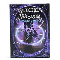 タロット・カード オラクルカード Witches Wisdom Oracle Card タロット占いカード 初心者