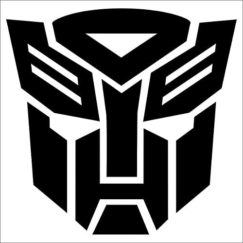 Transformers decal for car