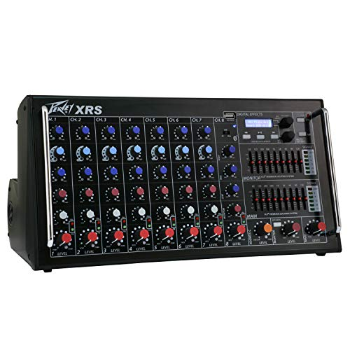 Peavey XR-S Powered Mixer