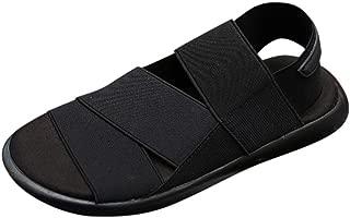 KIKOY Men's Sport Clogs Shoes Slippers Garden Lightweight Walking Beach Sandals