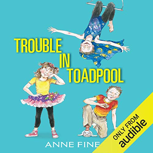 『Trouble in Toadpool』のカバーアート