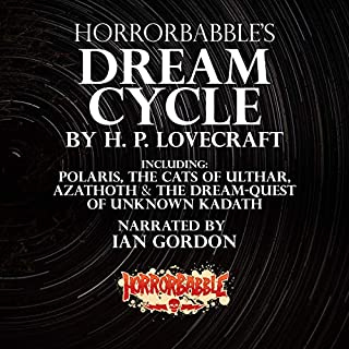 HorrorBabble's Dream Cycle cover art