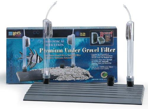 Lee's 50/65 Premium Undergravel Filter, 18-Inch by 36-Inch