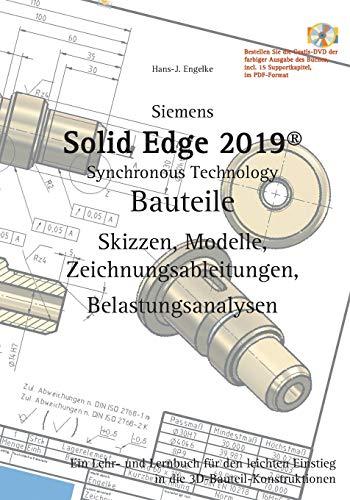 Solid Edge 2019 Bauteile