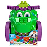 Mega Bloks Cocodrilo monta y zampa, juguete bloques de construcción...