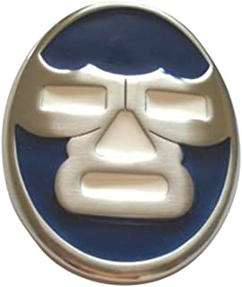 World Wrestling Mexican Lucha Libre Belt Buckle