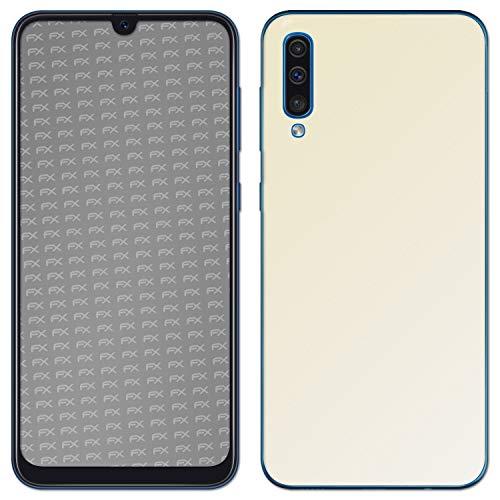 Preisvergleich Produktbild atFolix Skin kompatibel mit Samsung Galaxy A50 (2019),  Designfolie Sticker (FX-Variochrome-Champagne),  Mehrfarbig schillerndes Farbspiel