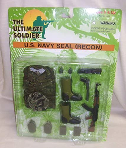 U.S. NAVY SEAL (RECON) WEAPON SET by Ultimate Soldier