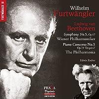 Piano Concerto No.5 Op. 73 Emperor / Symphony No.5