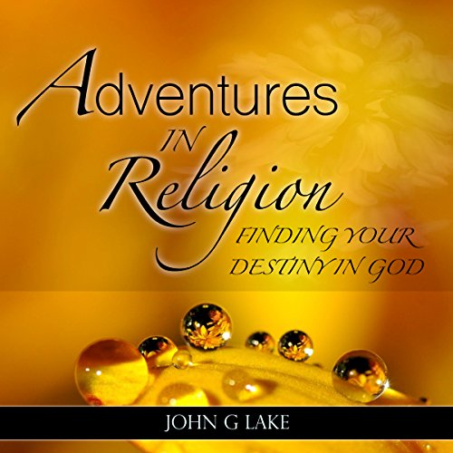 Adventures in Religion audiobook cover art