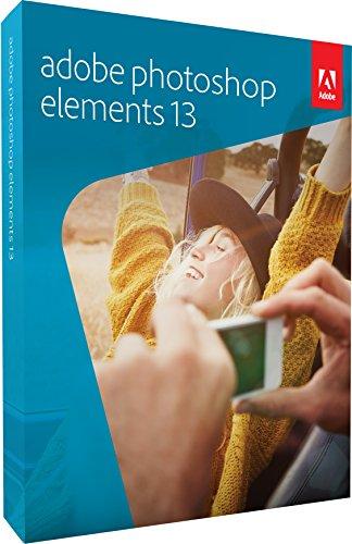 Adobe Photoshop Elements 13 - Software de gráficos (1 usuario(s), Full, ENG)