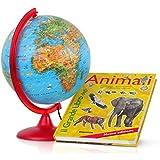 Globo Zoo Ø 25 El gran libro de animales tecnodidáctica