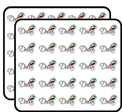 Dubai Wereld Vlag Hart Reizen Vinyl Stickers Grappige Leuke Voor Kinderen DIY Ambachten Scrapbooking, Laptop, Bumper Auto Stickers, Stickers voor Kinderen, 50 Pack
