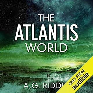 The Atlantis World cover art