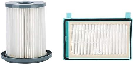 EVTSCAN Odkurzacz domowy Zestaw elementów filtra Hepa do FC8732 FC8734 FC8736 FC8748