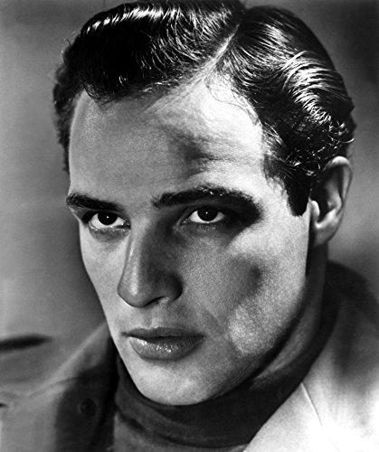 Posterazzi Marlon Brando 1950S Photo Poster Print, (8 x 10)
