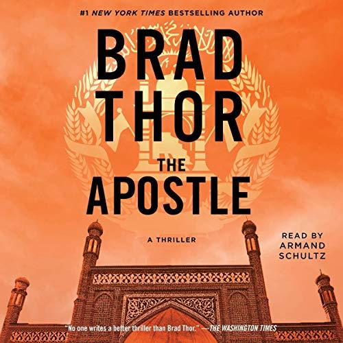 Page de couverture de The Apostle