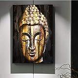 Puzzle de 1500 Piezas Para Adultos Rompecabezas de Madera Buda Zen Religión Artes Entretenimiento Juguetes Regalo educativo Decoración moderna para el hogar