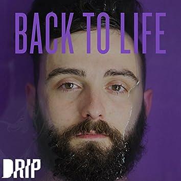 Back to Life - Single