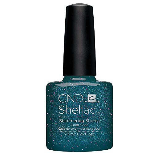 CND Shellac Shimmering Shores - 7.3 Ml